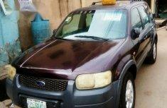 Ford Escape 2005 Purple for sale