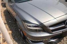 Mercedes-Benz CLS 63 AMG 2013 Gray for sale