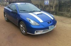Toyota Celica 1.8 WT-i 2005 Blue for sale