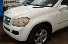 Mercedes-Benz GL450 2007 White for sale
