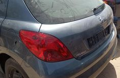 Peugeot 207 2007 Gray for sale
