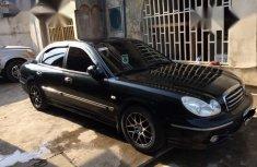 Hyundai Sonata Automatic 2003 Black for sale
