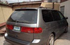Honda Odyssey 2001 Gray for sale