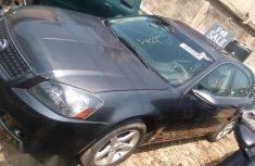 Nissan Altima 2007 black for sale