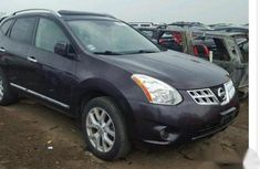 Nissan Rogue 2011 Black for sale