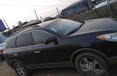 Hyundai Varacruz 2009 Black for sale