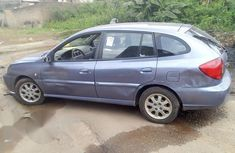 Fairly Used Just Arrive Spain Kia Rio 2004 Blue for sale