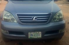 Lexus GX 2009 gray for sale