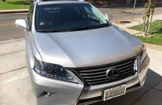 Lexus RX350 2013 Silver for sale