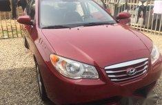 Hyundai Elantra 2010 Red for sale