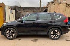 Clean Honda CR-V 2016 for sale