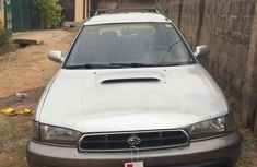 Subaru Outback 2000 Automatic Silver