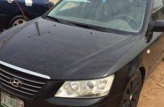 Hyundai Sonata 2009 2.0 GLS Automatic Black for sale