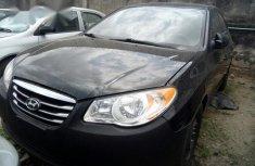 Hyundai Elantra 2007 Black