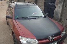 Clean Used Peugeot 306 2004 Red for sale