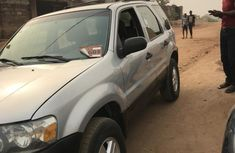 Ford Escape XLT 2.3 2006 Silver for sale