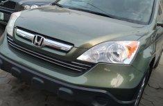 Honda CR-V 2007 Green for sale