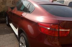 BMW X6 2008 Red for sale