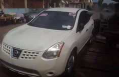 Nissan Rogue 2010 White for sale