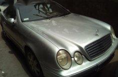 Clean Mercedes-Benz CLK 320 2003 Silver for sale