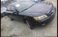 Affordable Hyundai Sonata 2005 Black for sale