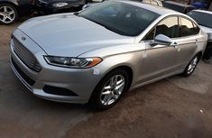 Ford Fusion 2016 Silver for sale