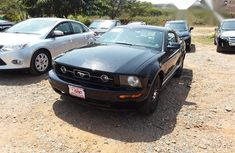 Ford Mustang 2007 Black for sale
