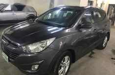Hyundai ix35 1.6 2012 Gray for sale