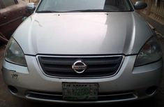 Nissan Altima Automatic 2003 Silver for sale