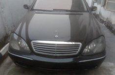 Mercedes-Benz 500E 2002 Black for sale