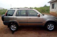 Honda CR-V 2000 Gray for sale