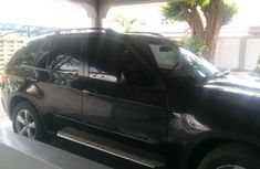 Clean Used BMW X5 2008 Black for sale