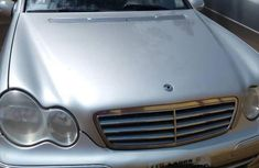 Mercedes Benz C320 2005 Gray for sale