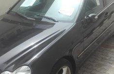 Mercedes-Benz C180 2003 Black for sale