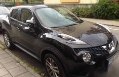 Nissan Juke 2014 Black for sale