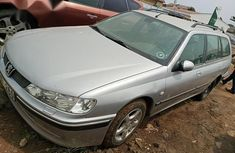 Peugeot 406 2001 Coupe Automatic Silver for sale