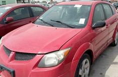 Pontiac Vibe 2003 Red for sale