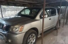 Nigeria Used Nissan Armada 2004 Silver for sale