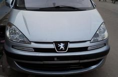 Peugeot 806 2005 Silver for sale