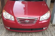 Hyundai Elantra 2010 Touring GLS Automatic Red for sale