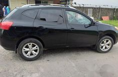 Nissan Rogue 2008 Black for sale