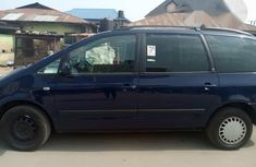 Ford Galaxy 2000 Blue for sale
