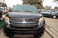 Ford Explorer 2013 Petrol Automatic Black for sale