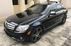 2008 Mercedes-Benz C350 Automatic Petrol well maintained for sale