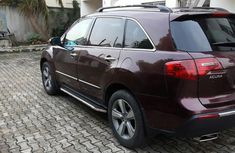 Acura Mdx 2010 Red for sale