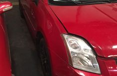 Nissan Sentra 2006 Red for sale