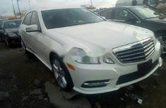 Mercedes-Benz E350 2013 ₦10,490,000 for sale