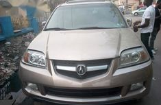 Acura Mdx 2007 Gold for sale