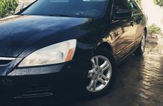 Honda Accord 2007 Black for sale