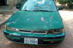 Honda Accord 1990 Green for sale